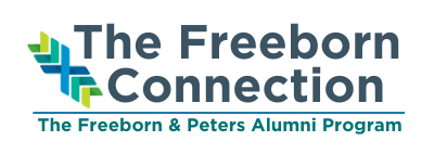 The Freeborn Connection Logo