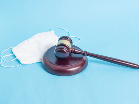 News Image - Client Alert: COVID-19 Insurance Update: Five Early Court Decisions on Insureds' Claims to Business Interruption Coverage for Their COVID-19 Losses