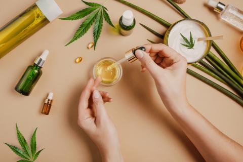 News Image - Powerhouse Points: Cosmetics Containing CBD - How Regulated Should They Be?